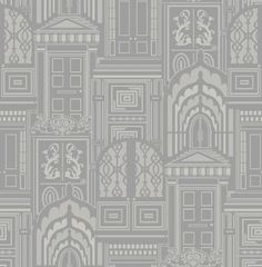 Sophie Conran for Arthouse - Reflections, Opening Doors 950803 by Arthouse