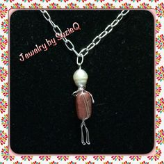 Charm people jewelry #charm #jewelry #jewelrybysusieq #handmade