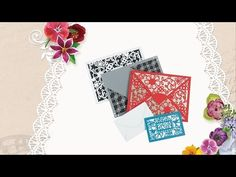 How To Use the Sweet Nothing Die Sets - Tonic Studios Tutorial - Jodie Johnson - YouTube
