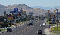 Welcome to Elko, Nevada!