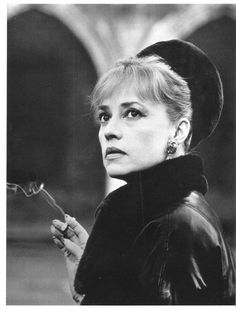 "Jeanne Moreau in ""Eva"""
