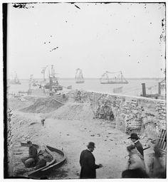 Charleston: Ft. Sumter circa 1861