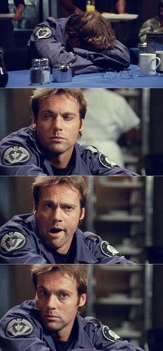 """Stargate SG-1, """"Chimera"""