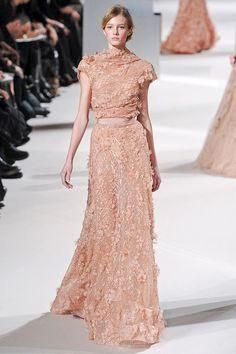 Elie Saab Spring 2011 Couture