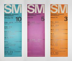 Stedelijk museum posters x3 | Flickr - Photo Sharing!