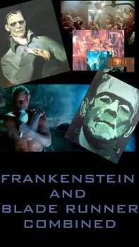 context in frankenstein and blade runner essay Frankenstein blade runner essay analyse how 'frankenstein' and 'blade runner' imaginatively in shelley's romantic context science is seen as a.
