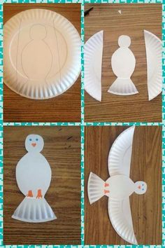 Preschool Values ​​Education Peace Concept Pigeon Activity .- okul oncesi Değerler Eğitimi Barış Kavramı Güvercin Etkinlikleri, okul onc Preschool Values ​​Education Peace Concept Pigeon Activities, school onc … - Bible School Crafts, Bible Crafts, Sunday School Crafts For Kids, Preschool Crafts, Fun Crafts, Arts And Crafts, Kindergarten Crafts, Preschool Christmas, Children's Church Crafts