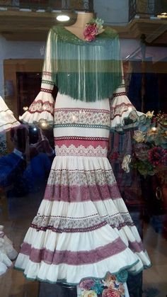 Spanish Dress, Christmas Fashion, Costume, Dance Dresses, Pretty Dresses, Organic Cotton, Cool Outfits, Fashion Show, Clothes For Women