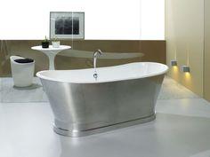 bañeras de acero inoxidable