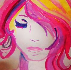 Watercolor Tattoo Art | watercolor #art by Taylor russell