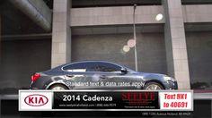 2014 Kia Cadenza Safety Review near Grand Rapids, Michigan #icarvideo