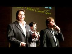 Booth Brothers (A cappella Hymn Medley / Bread Upon the Water) 06-16-11 - YouTube
