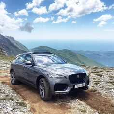 Elevate your performance. #Jaguar #FPACE #SUV #AWD #CarsofInstagram
