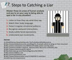 How To Spot A Liar - Part 9 #liar #forensic #science Forensic Psychology, Psychology Major, Psychology Facts, Forensic Science Major, Criminal Justice Major, Criminal Profiling, Handwriting Analysis, Writer Tips, Forensic Anthropology