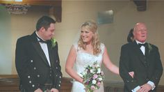 White Balloon Films / Wedding Videographer Scotland / Luss Church Wedding / The Cruin Wedding / Ceremony