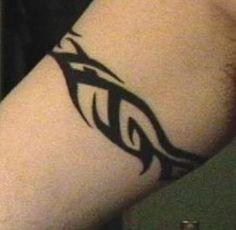 Tribal Armband Tattoo