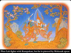 Heritage of India: The Ramakien - Thailand Ramayana Kalamkari Painting, Madhubani Painting, Diwali Festival, Art Festival, Manipuri Dance, Ramayana Story, Sanchi Stupa, Lord Sri Rama, Rath Yatra