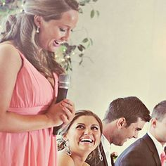 How to give a killer maid of honor speech in 5 simple steps