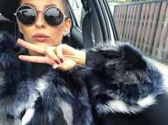 It's your time to shine with You Are Beautiful, Sunglasses Women, Fur, Fashion, You're Beautiful, Moda, Fashion Styles, Fashion Illustrations, Feather