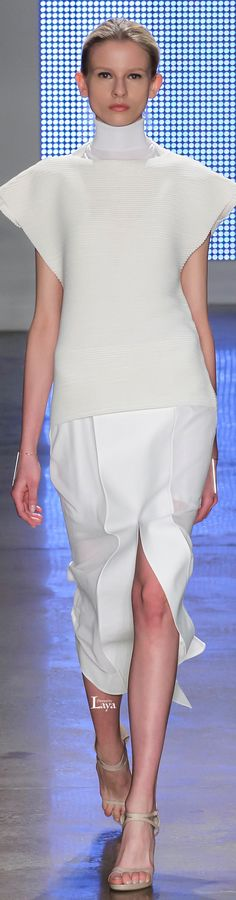 Dion Lee Collections Fall Winter 2015-16 RTW