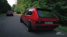 VW GOLF MK1 16V vs. JETTA A1 16V | AP COILOVERS | DARE GARAGE | blog.venom24.pl