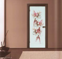 Vetro Satinato Decorato.106 Fantastiche Immagini Su Porte Scorrevoli In Vetro Nel