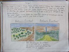 Grade 7 student lesson book.