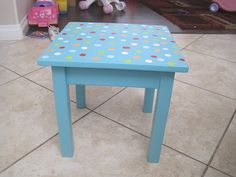 12 Days of Back to School winner, Elissa I, is inspired by Dots on Turquoise. Check out her handmade inspiration!