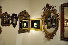 Interesante exposición de Rui Macedo en el MNAD. 2013 Vista de la quinta sala, 'Vanitas'  (Foto: Rui Macedo)