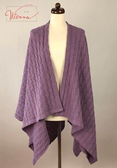 author's models material:100%Polyester #outfitideas #casualoutfits #womenoutfits#fashion#viawienna#viabijou Kimono Top, Casual Outfits, Handmade Jewelry, Models, Clothes For Women, Purple, Sweaters, Stuff To Buy, Tops