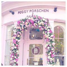 Peggy Porschen cake shop in London