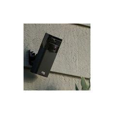 Udendørs trådløst batteridrevet HD overvågningskamera