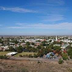 ~ Welkom by Beaufort-Wes ~ Beaufort West, Busy City, City Life, Welcome, Dolores Park, Sky, Landscape, Amazing, Peace