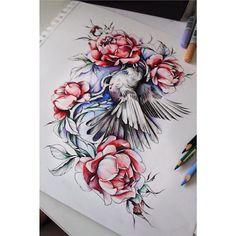 #flowerstattoo #flowersink #flowers #peonytattoo #эскиз #эскизтату #роза #татумосква #татуировка #татуцветы #розаисоловей #birdtattoo #tattoo #tattoo2me #tattooart #tattoogirl #tattoopins #tattoorose #tattoo_alday #tatooartist #tattsketches #tattoomoscow #colortattoo #sketch