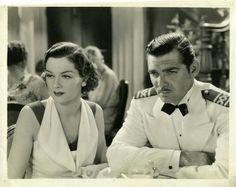 China Seas, 1935 - Clark Gable & Rosalind Russell