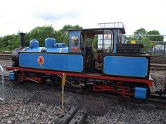 Kirlees Light Railway 'Kitson-Meyer' Hawk at RailFest, National Railway Museum (08/062012) | Flickr - Photo Sharing!