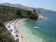 Beach near Kassiopi // Corfu