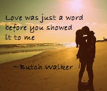 Passed Your Place, Saw Your Car, Thought of You ~ Butch Walker