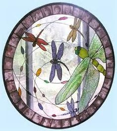 Dragonfly Stained Glass Pattern - Yahoo Search Results Yahoo Image Search Results