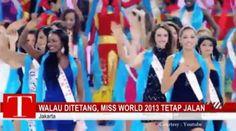 Ajang Miss World 2013 Tetap Digelar Di Bali - Yahoo! News Indonesia