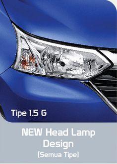 Headlamp Grand New Avanza Harga All Kijang Innova Tipe Q 19 Best 1 5 G Images Indonesia News Toyota Mobil Mpv Keluarga Terbaik Di Auto2000 Type Exterior