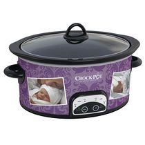 Crock-Pot® Create-A-Crock™ Smart-Pot® Digital Slow Cooker, Black