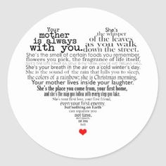 Pretty Floral Wreath Happy Mother's Day Classic Round Sticker   Zazzle.com Mothers Day Poems, Mothers Day Gifts From Daughter, Unique Mothers Day Gifts, Mother Quotes, Mothers Day Crafts, Mom Quotes, Happy Mothers Day, Life Quotes, Mothers Day Classic
