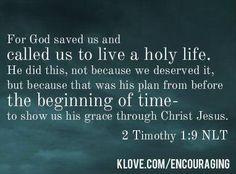 1 Timothy 1:9