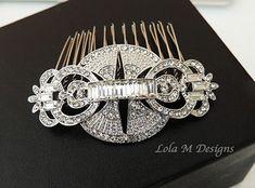 Vintage Inspired Swarovski pearl earrings by lolaandmadison