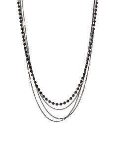 Lovely ASOS Dark Beads Necklace, $4.39