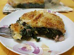Tortino di Pancarré e Spinaci - Anna e la sua Cucina.