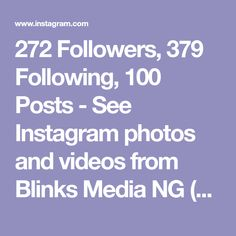272 Followers, 379 Following, 100 Posts - See Instagram photos and videos from Blinks Media NG (@blinks.media) Wilmer Valderrama, Scary Mommy, S Pic, Watercolor Illustration, Love Quotes, Deep Quotes, Photo And Video, Instagram, World