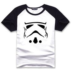 ac8641fbf Stormtrooper Portrait - Funny T-Shirt. Darth Vader T ShirtStar Wars  TshirtShirt ...