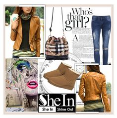 """""""SheIn #8"""" by damira-dlxv ❤ liked on Polyvore featuring Sephora Collection and WithChic"""